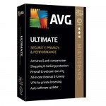 AVG Ultimate 2020, 10 Devices 2 Year