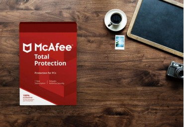 McAfee Total Protection 2020 with VPN for PC