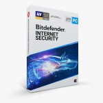 Bitdefender Internet Security - 3 Devices | 2 year Subscription | PC Activation Code by email