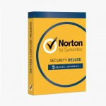 Norton Security Deluxe – 5 Devices