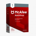 McAfee AntiVirus Protection 2020 Internet Security Software