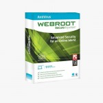 Webroot SecureAnywhere Antivirus 1 device 1 Year Subscription