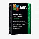 AVG Internet Security 2020, 5 Devices 2 Year