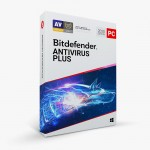 Bitdefender Antivirus Plus - 3 Devices | 1 year Subscription | PC Activation Code by email