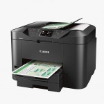 Canon Office and Business MB5420 Wireless All-in-One Printer
