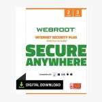 Webroot Internet Security Plus  3 Device 2 Year