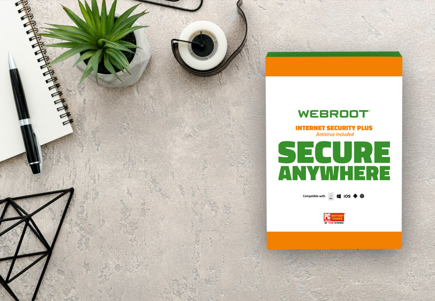 Webroot Internet Security Complete – Download